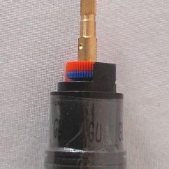 Moen Kitchen Faucet Parts Diverter Ceramic Cartridges | Bonnets Stems And Accessories, Inc.