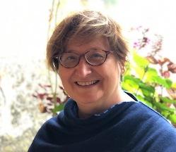 Silvia Dozzo, une méditante italienne