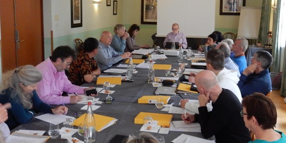 WCCM Guiding Board