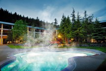 Bonneville Hot Springs Resort