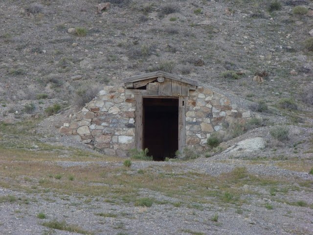 This mine is one of many abandoned mines that remain in remote corners of Western Utah.  This one is similar to the mine I discuss in this true story.