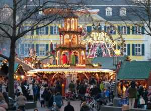 One of the highlights of the year. Bonn's Christmas market is really worth a visit.