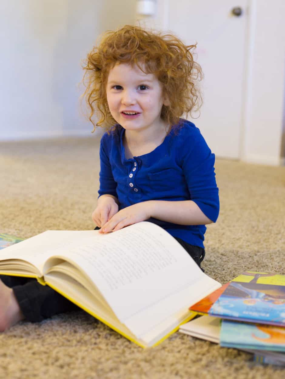 Concerned about helping your young child love reading? You're not alone! Every parent wants the best educational start for their children and a love of reading is where it all begins. Read on for my tried and true methods for how to get your child to read and to learn to love it in the process.