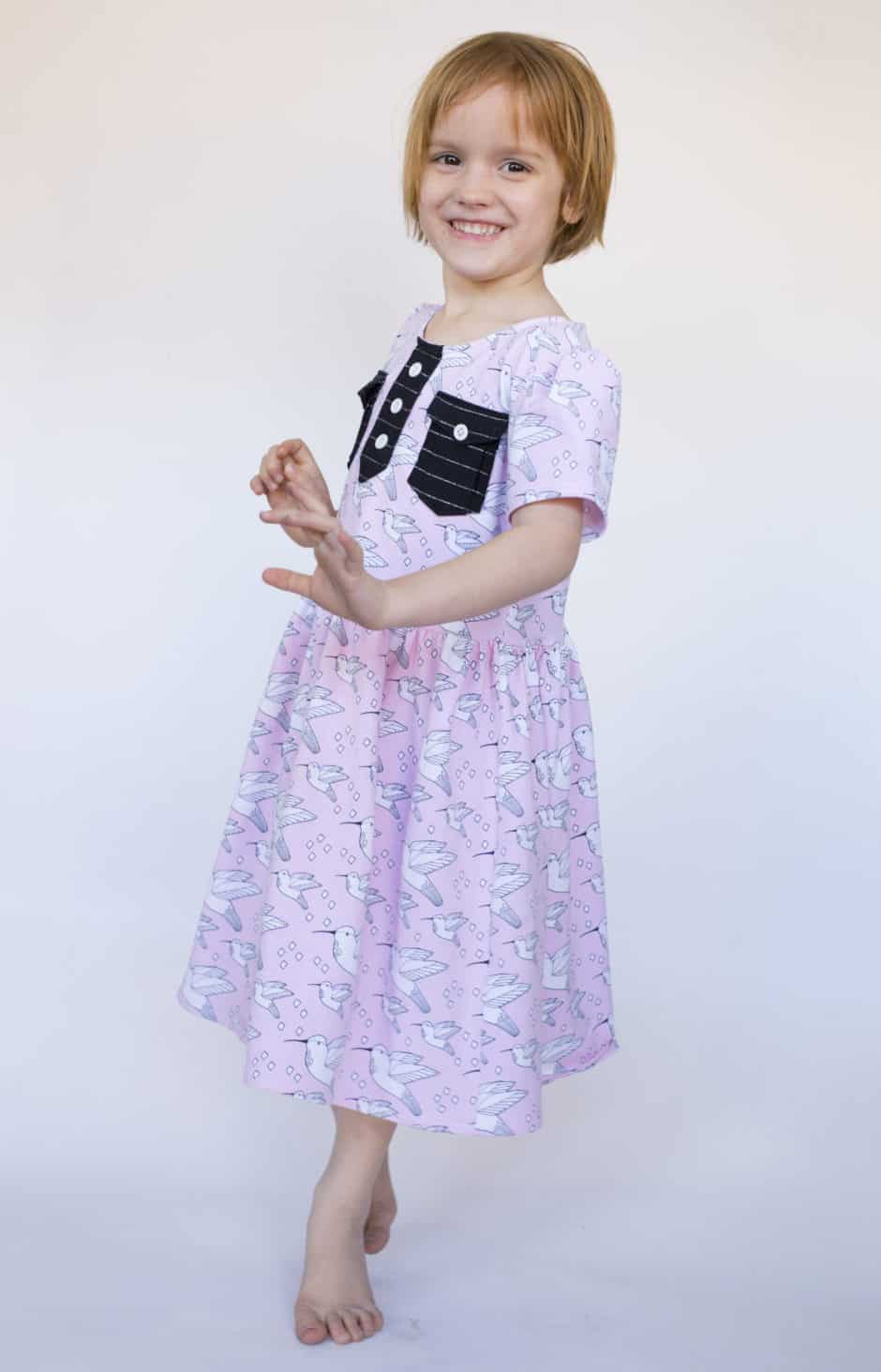 girl-stretch-dress