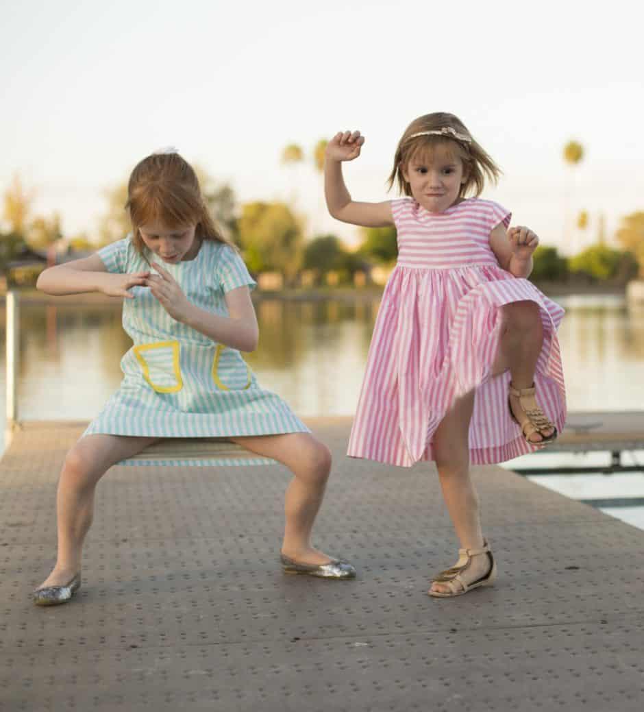 easter-2-girls-dock