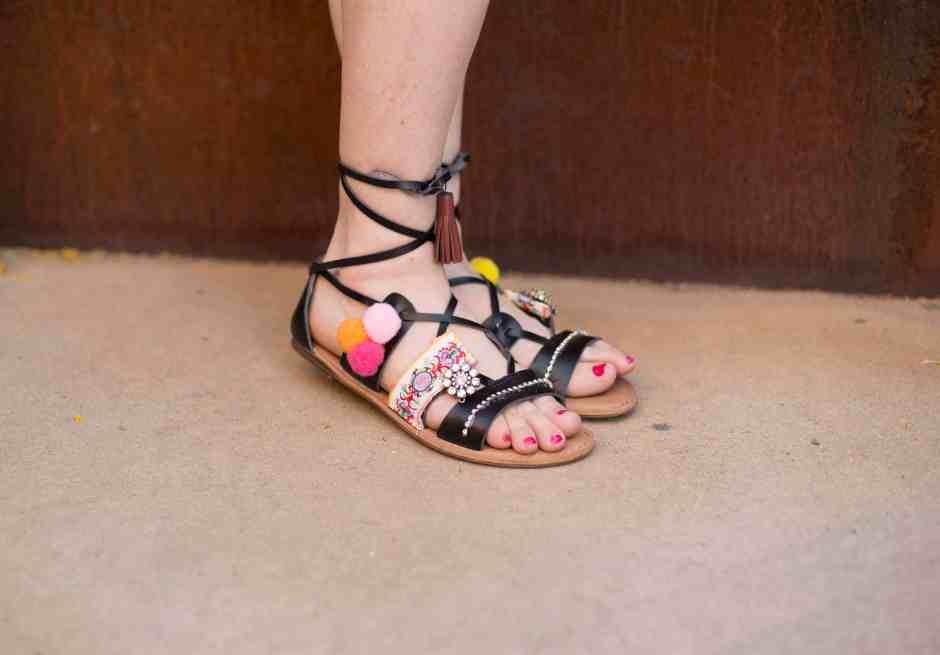 DIY-shoes-lace-up-sandals