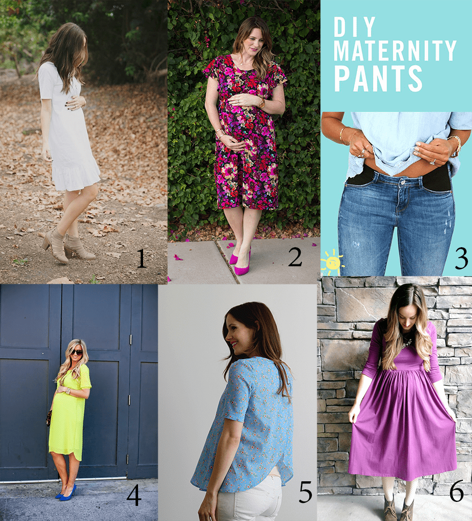 maternity-diy-roundup