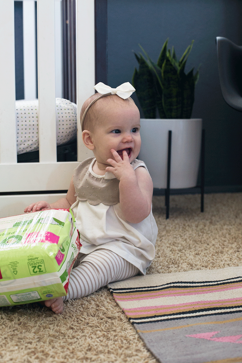 Baby's first 6 months is a glorious, awe-inspiring time, even if it is exhausting! Here's what to know to prepare you for the beginning months of your baby's life.