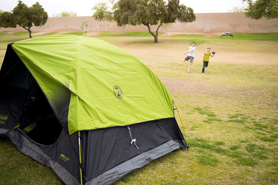 Camping can be an awesome family bonding experience, if you prepare and bring along the right equipment! Time together out in nature is one of the best ways to see our families come together and make lifelong memories. But camping with kids isn't always for the faint of heart, especially when no one's getting sleep! Read on to learn how we've made it happen without losing our minds.