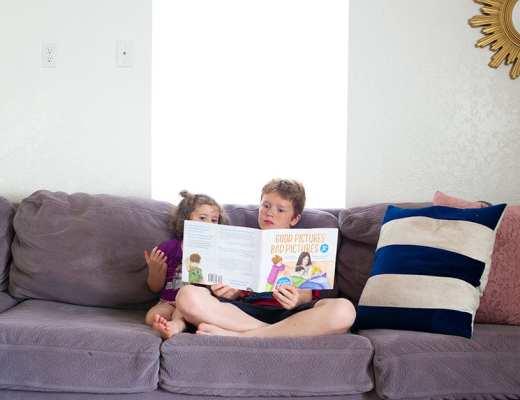 teach kids about pornography