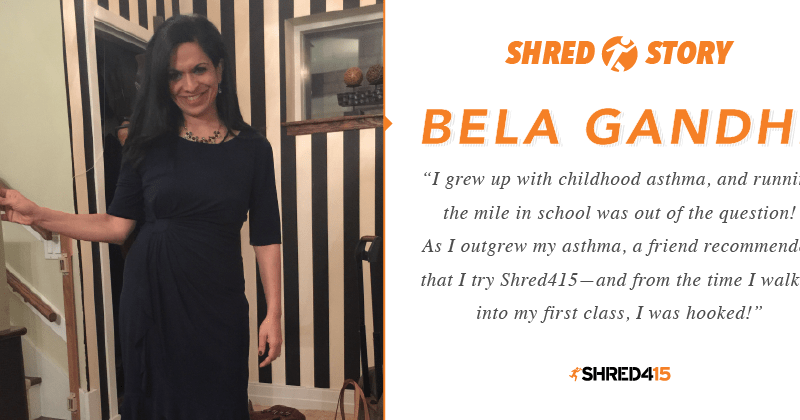Shred415 Story: Bela Gandhi