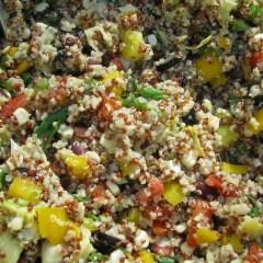 Bonnie Barnard's Quinoa