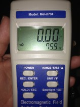 An EMF I used during the investigation.