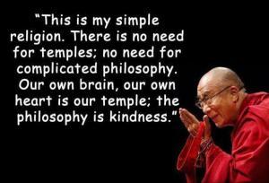 dalailamaonkindness