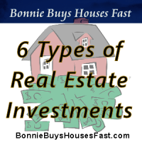 6 Types of Real Estate Investments