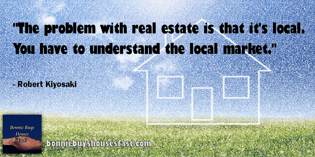 The Problem with Real Estate