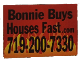 Bonnie Buys Houses Cash in Colorado Springs