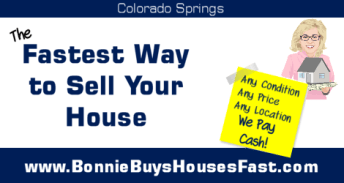 Fastest Way to Sell Your House in Colorado Springs
