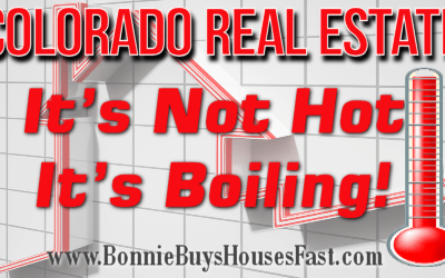 Boiling Hot Real Estate Market in Colorado Springs