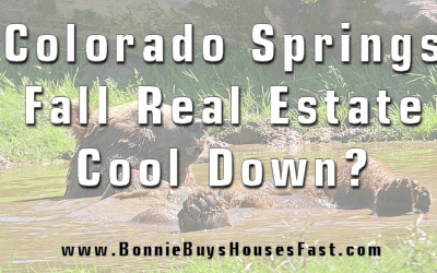 2017 Colorado Springs Real Estate Market Fall Cool Down