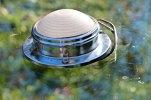 1940s dome light glass lens