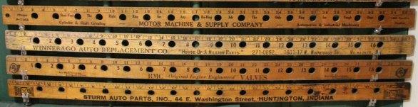 yardstick valve holder 25-28