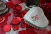 love tokens, sweet dishes