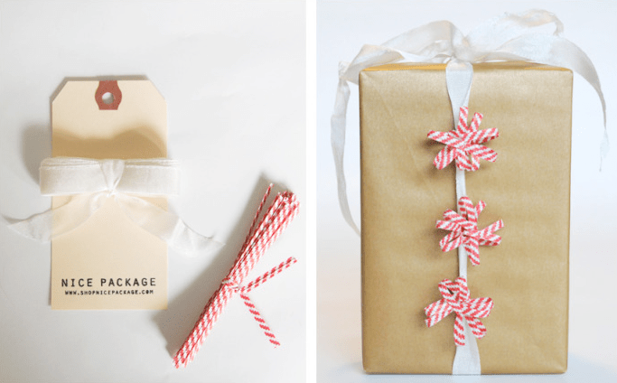 diy package ideas going