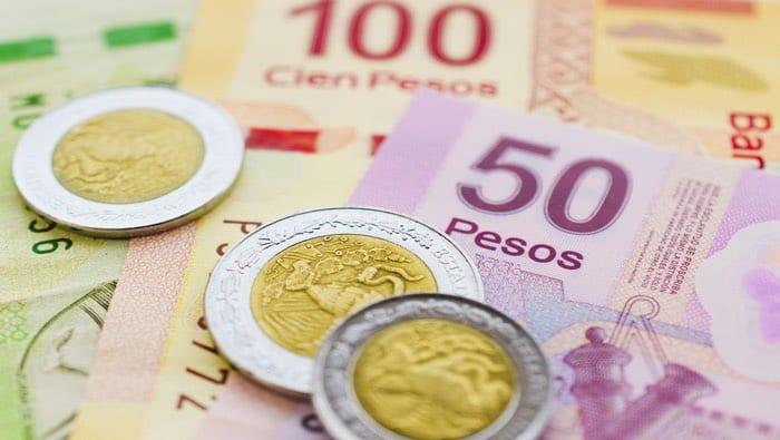 Pesos in Mexico