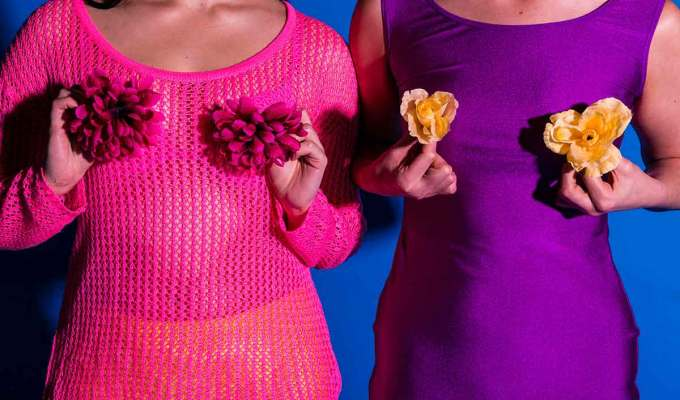 GIRLS GIRLS GIRLS hits the Melbourne Fringe this weekend.