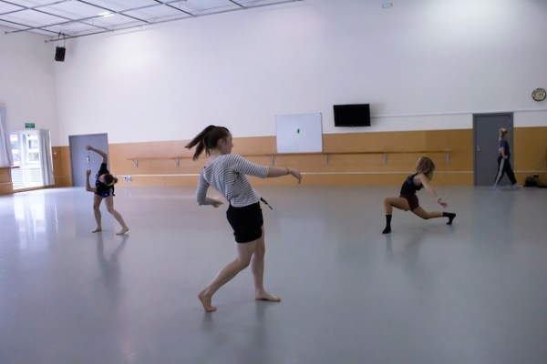 Contemporary Dance Class
