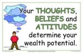 attitude wealth
