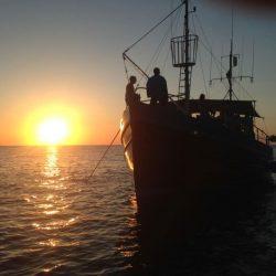 Bonnie Lass solnedgång