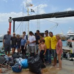 El Toro marine park clean up