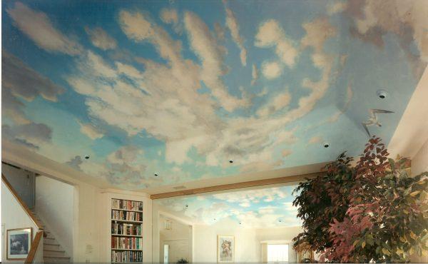 Bonnie Siracusa Murals Fine Art Ceilings