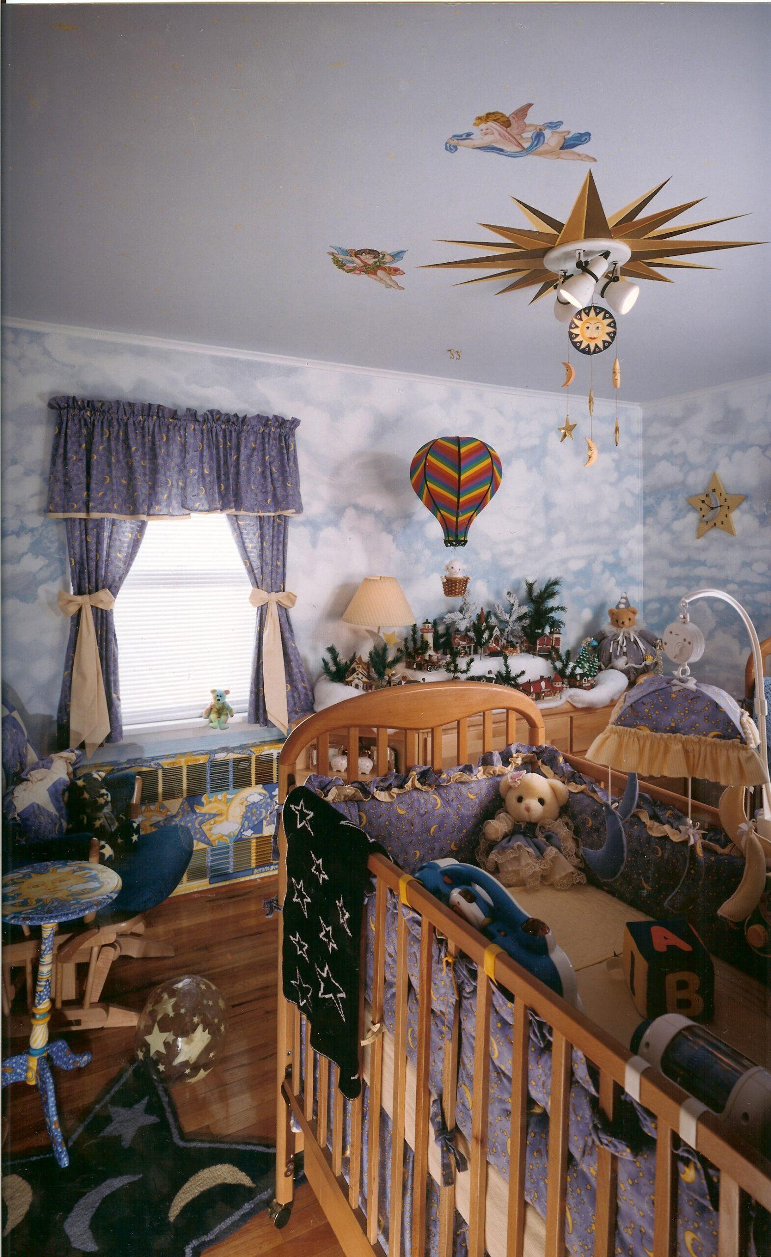 Bonnie Siracusa Murals Fine Art Gallery Ceilings