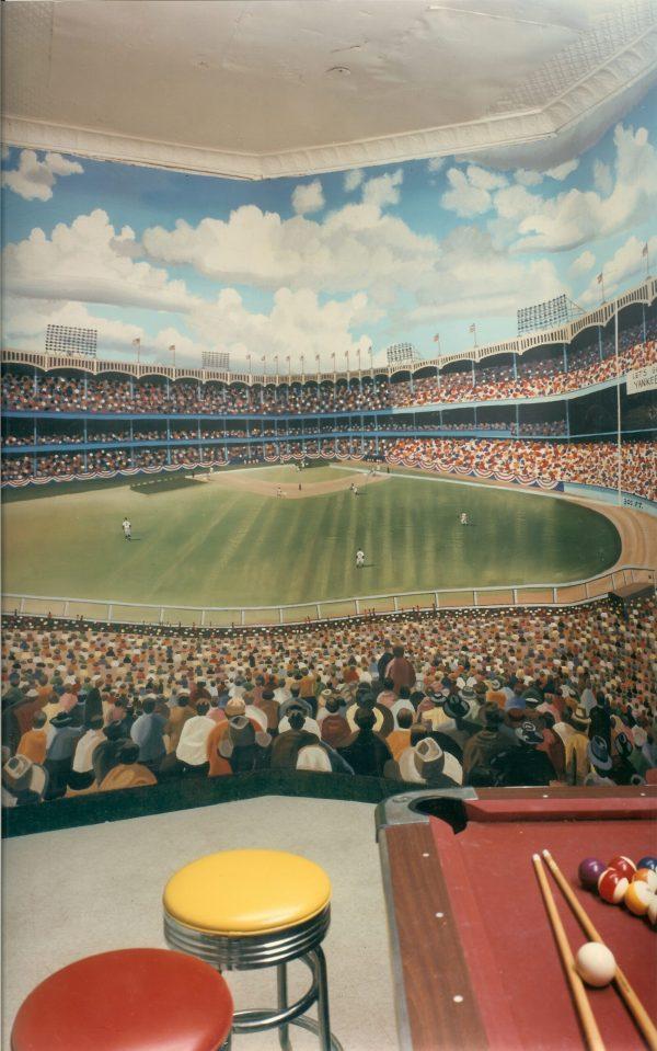 Bonnie Siracusa Murals Fine Art Sports