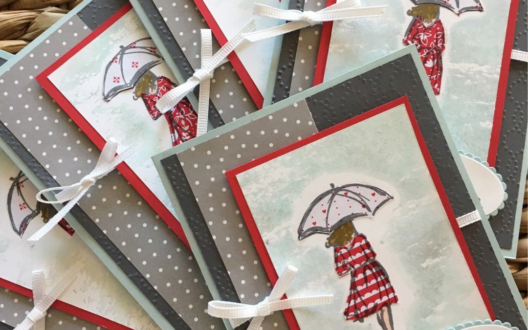 Video Highlighting Masking with Beautiful You Stamp Set
