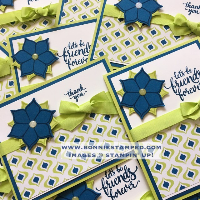 #bonniestamped #easternpalace #bundle #easternbeauty #incolors #stampinup