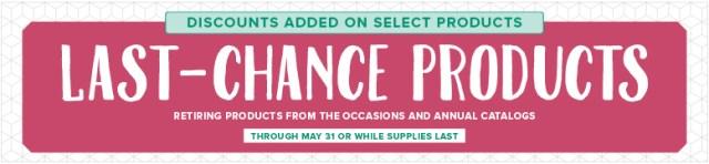 #lastchance #retiring #sale #discounted #bonniestamped #stampinup