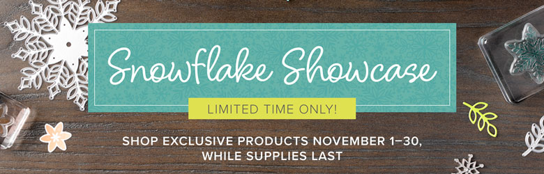 Last Chance on Snowflake Showcase Products