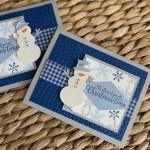 Color Fusers December 2019 Snowman