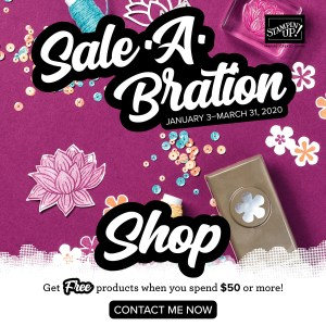 Sale-a-bration Shop 2020