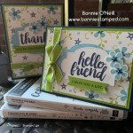 Sale-a-bration Card Club for March 2020