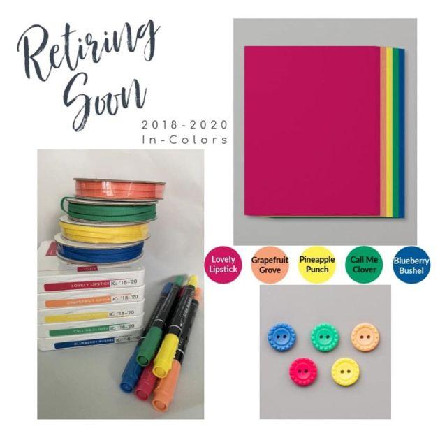 Retiring In Colors 2018-2020