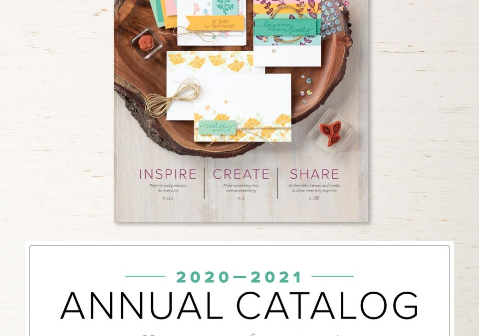 New Catalog has arrived!