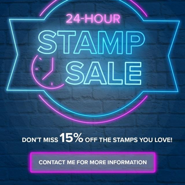Stamp Sale!