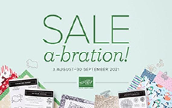 Sale-a-bration 2021 Brochure