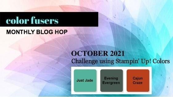 Color Fusers Blog Hop 2021