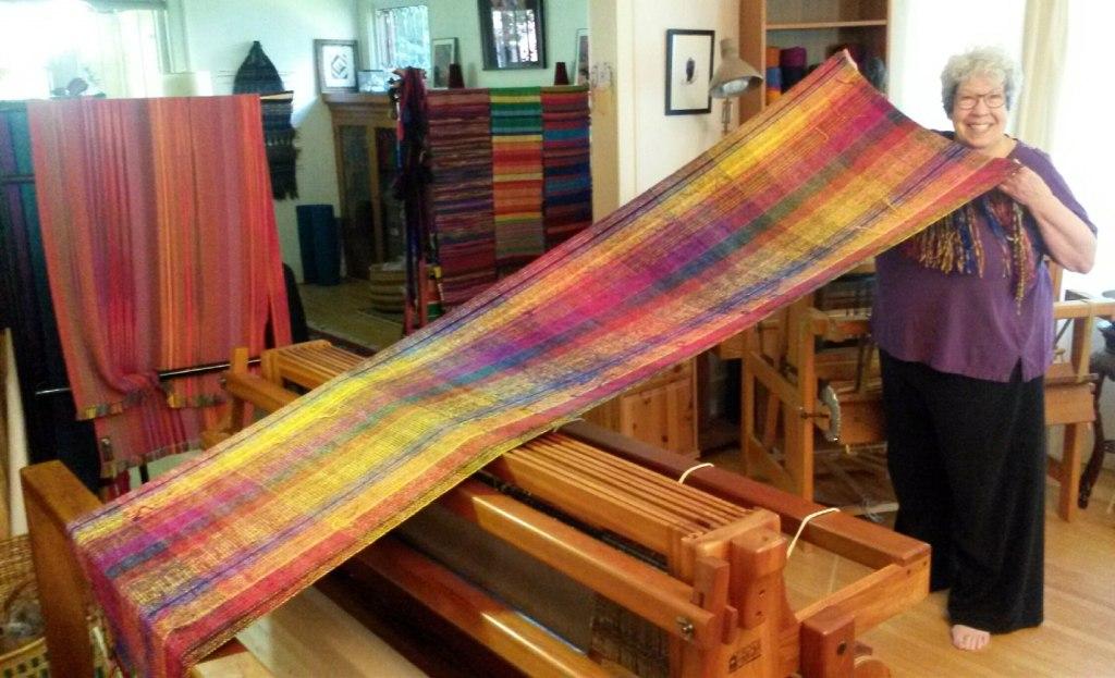 bonnie-weaving